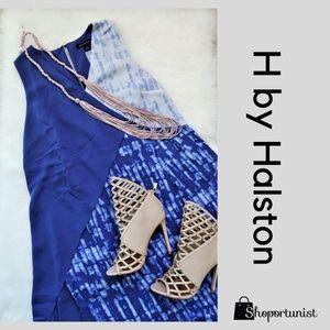 H by Halston Asymmetrical Dress